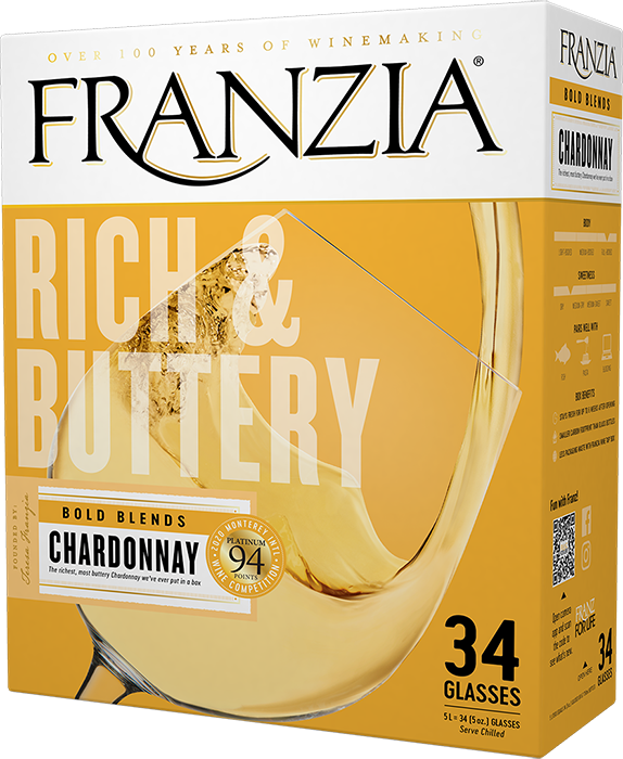 Rich & Buttery Chardonnay
